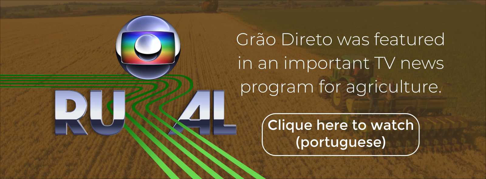 Grão Direto | Technology connecting Farmers and Grain buyers